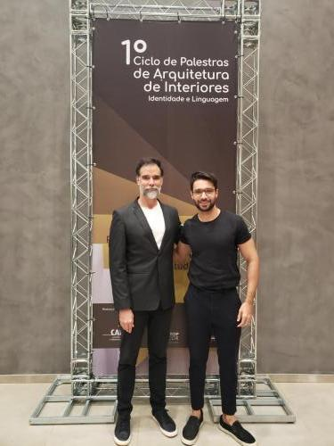 Presidente Daniel Mangabeira e Nildo José